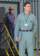 刚铁企业工作服