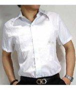 北京男士短袖衬衫厂家
