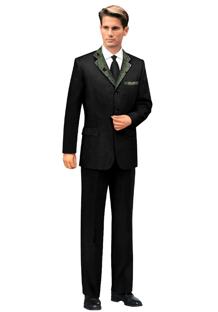 酒店男士前厅制服图片