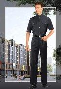 便宜保安短袖制服