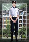 企业保安短袖制服
