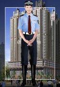 物业保安短袖制服