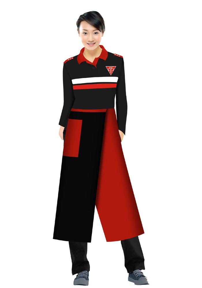 女士特色服装图片 工服|工装|定制工装|定做工装