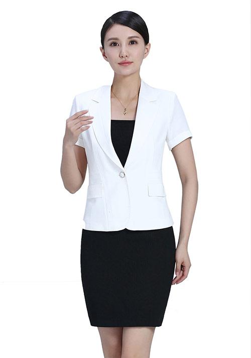 中餐厅女迎宾服装图