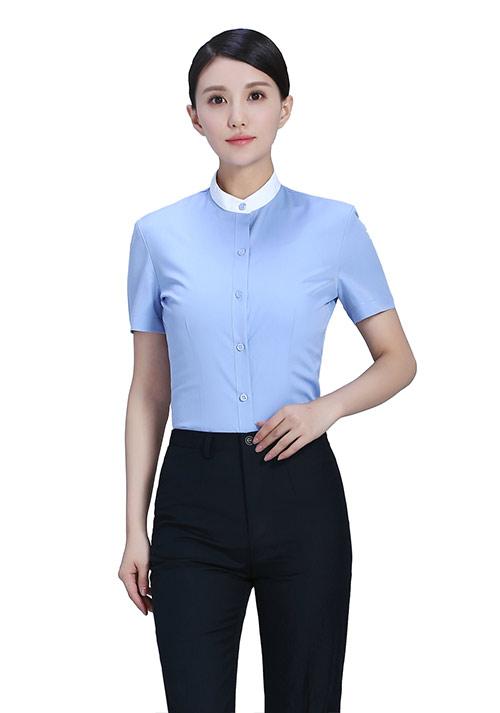 纯棉时尚短衬衫