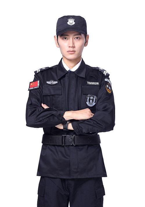安保服装制服