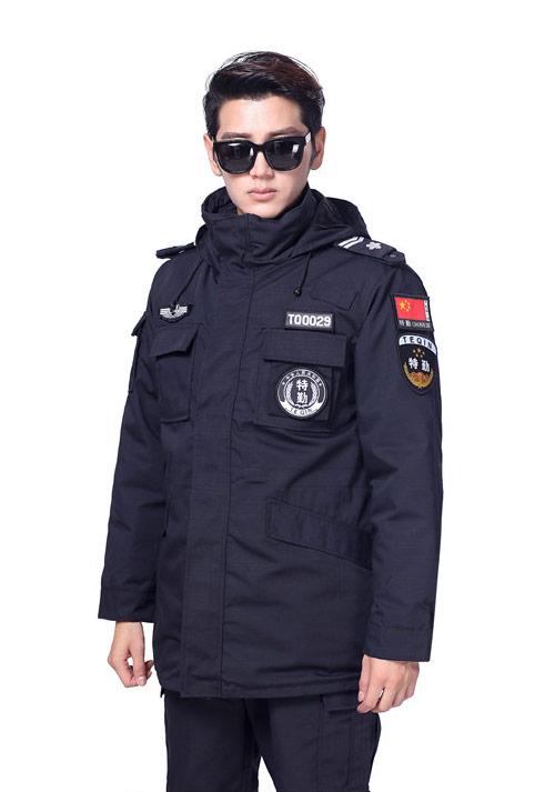 安保制服设计定制