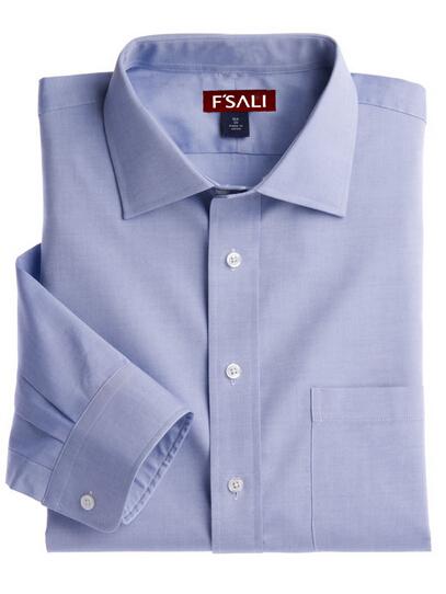 定做衬衫正确的叠法是什么?