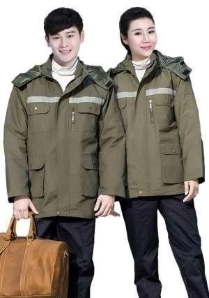秋冬季工作服的面料应该如何选择?