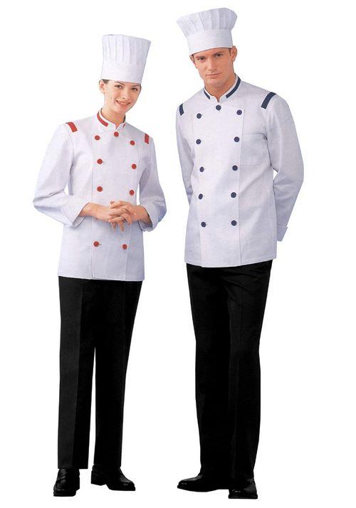 厨师制服定制要点是什么?