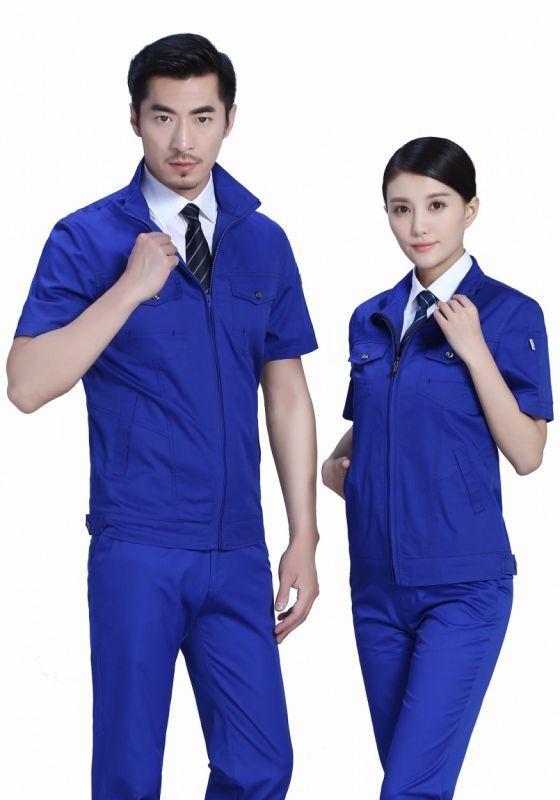 上班穿工作服的好处以及工作服的设计要点